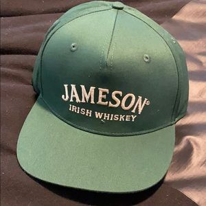 Jameson Irish whiskey SnapBack baseball cap new